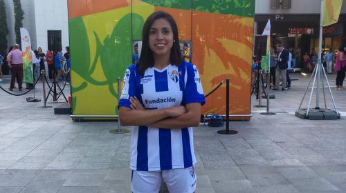 Ana Lucía Martínez vuelve a la actividad profesional contra el Sevilla