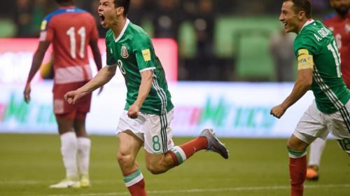 México es el primer clasificado de Concacaf para Rusia 2018