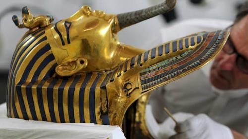Hallan estatua de faraón que confirma un pasaje bíblico