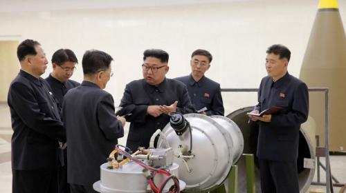 Corea del Norte provoca un sismo por ensayo nuclear