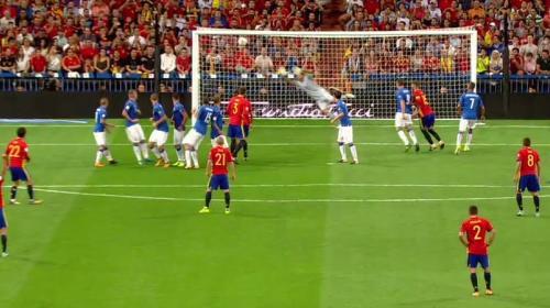¿Golazo de Isco o error de Buffon?