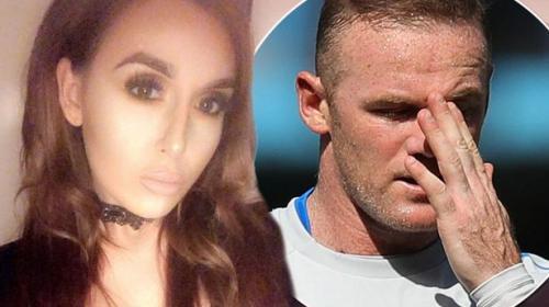 Una mujer da detalles de la noche de Rooney antes de ser arrestado