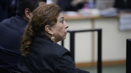 """Nepotismo y amistad las """"malas"""" prácticas de Anabella de León"""