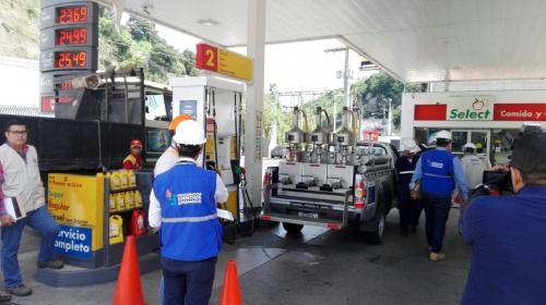 Realizan verificación en gasolineras por alza injustificada