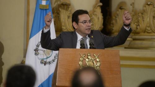 Interpelación solicitada por Linares retrasará antejuicio contra Jimmy