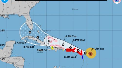 Irma, el huracán más fuerte jamás visto, amenaza al Caribe y EE. UU.