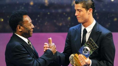 """Pelé: """"Hablemos cuando Cristiano Ronaldo haga 1 mil 283 goles"""""""