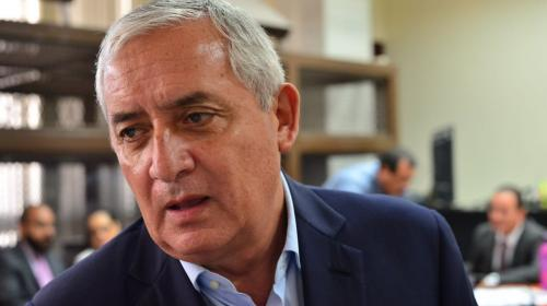 Caso La Línea: Otto Pérez intenta desalojar a la CICIG de audiencia