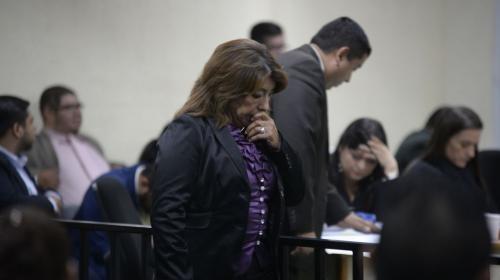 Jueces niegan libertad condicional a Anabella de León por quinta vez