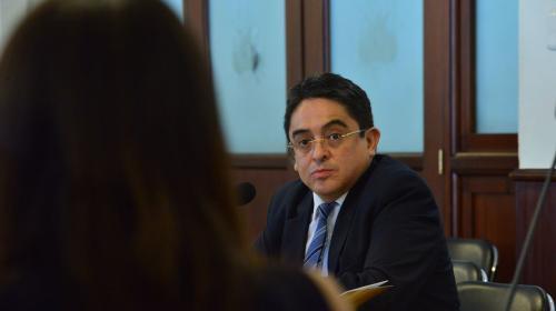 Jordán Rodas asegura que ha recibido mensajes intimidatorios