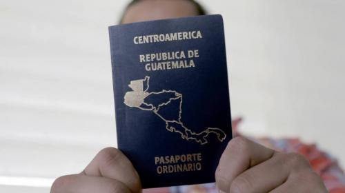 Guatemala compra 1 millón de pasaportes a Q22.65 cada uno