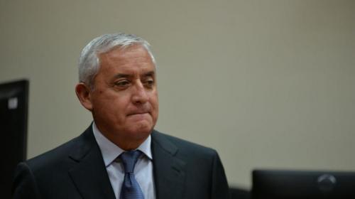 La Línea: Otto Pérez presenta recurso legal contra la CICIG