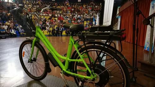 Ejecutivo frena la compra de 115 bicicletas eléctricas de Conjuve