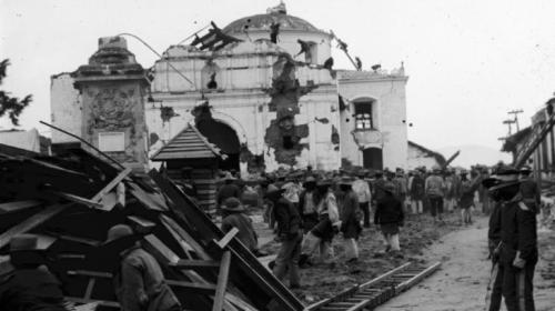 Guatemala vivió el terremoto más fuerte y largo desde 1902