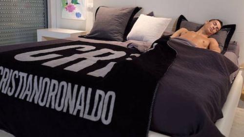 El método del sueño que practica Cristiano Ronaldo