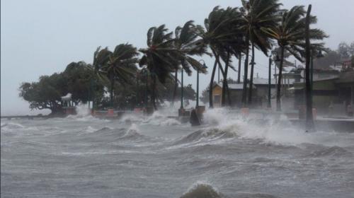 Videos muestran la ferocidad del viento provocado por el huracán Irma