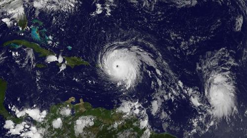 Huracán José sube a categoría 4 y sigue la misma trayectoria de Irma