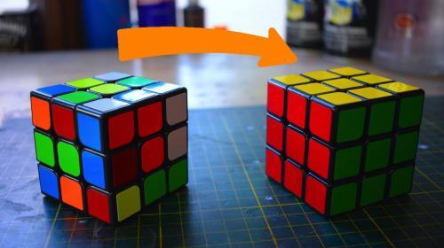 Este es el método infalible para resolver el cubo Rubik en 5 minutos