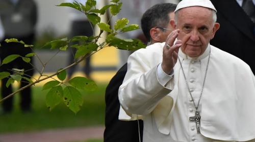Procurador Jordán Rodas, invita al papa Francisco a visitar Guatemala