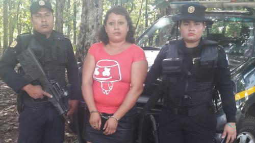 Así intentó ingresar una mujer una granada a la cárcel El Infiernito