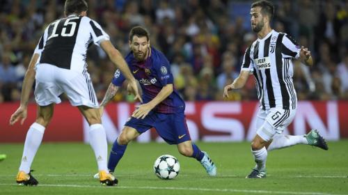 Lionel Messi por fin le anotó un gol a Gianluigi Buffon