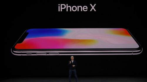 """Apple presenta el nuevo y espectacular iPhone """"X"""""""