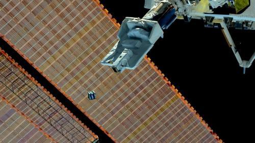 El satélite guatemalteco necesita ayuda para llegar al espacio