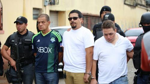 """Capturan a """"Los Catrachos"""", un grupo de secuestradores internacionales"""