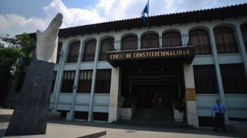 CC suspende provisionalmente reformas al Código Penal