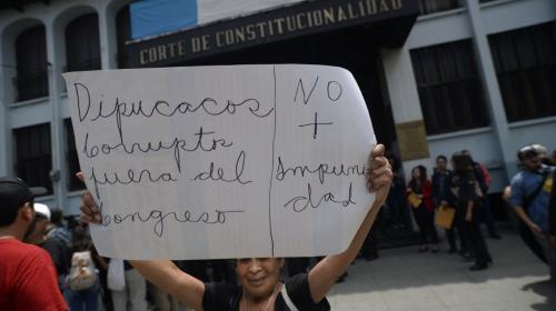 CC fija plazo al Congreso para que explique cambios a Código Penal