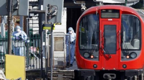Veintidós heridos en atentado contra metro de Londres