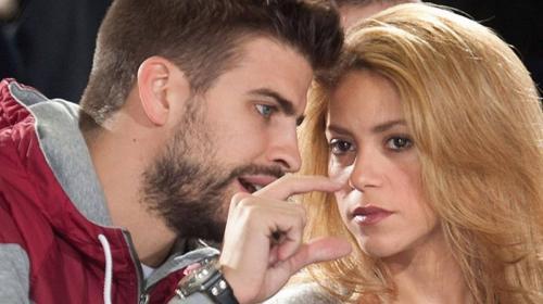 Algunos medios aseguran que Shakira y Piqué no están juntos