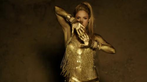 """""""Perro fiel"""" el nuevo video de Shakira que lleva más de 400 mil vistas"""