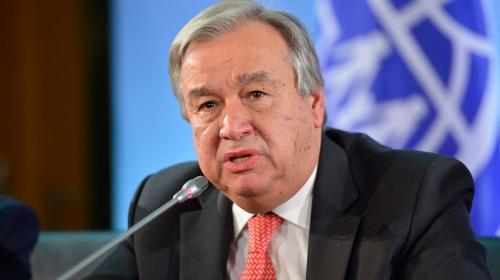 Secretario de la ONU transmitirá por Facebook para responder dudas