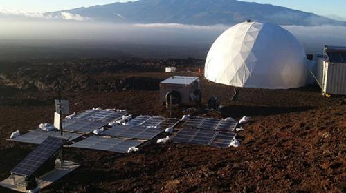 Concluye experimento de la NASA que aisló a 6 personas durante 8 meses