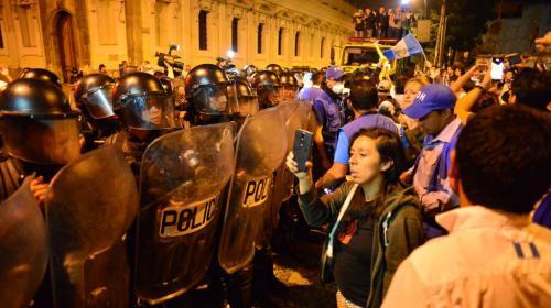 Convocan a paro nacional para frenar corrupción en Guatemala