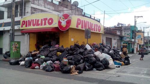 Basura empieza a acumularse en puntos clandestinos en la ciudad