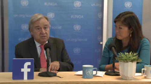 Los mensajes de los guatemaltecos al Secretario General de la ONU