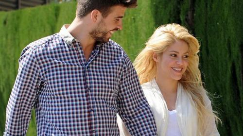 Así responde Piqué ante los rumores de su separación con Shakira