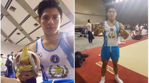 Jorge Vega triunfa en Copa Mundial de Gimnasia con medalla de oro