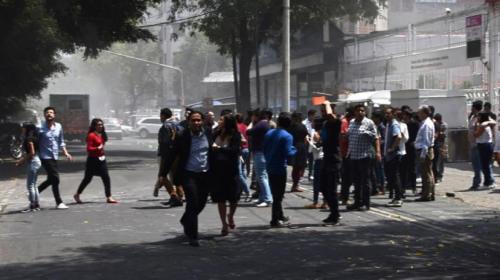 Artistas guatemaltecos se reportan tras el duro terremoto en México