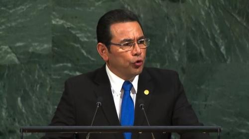 """Analistas por discurso de Jimmy en la ONU: """"Un lobo con piel de oveja"""""""