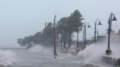 Videos muestran los destrozos que dejó el huracán María en Puerto Rico