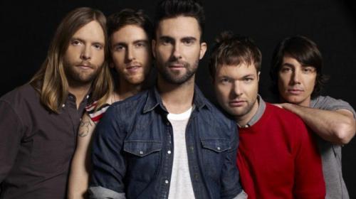 Maroon 5 aplaza concierto en Guatemala