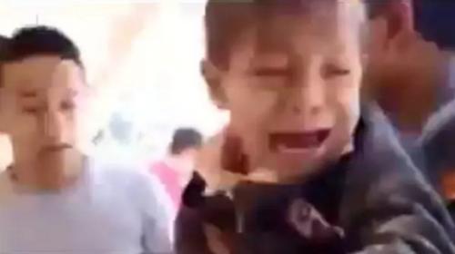 El dramático rescate de los niños atrapados tras terremoto en México