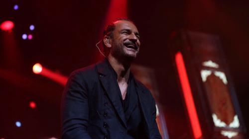 Arjona celebra que ya no hay entradas para su concierto en Guatemala