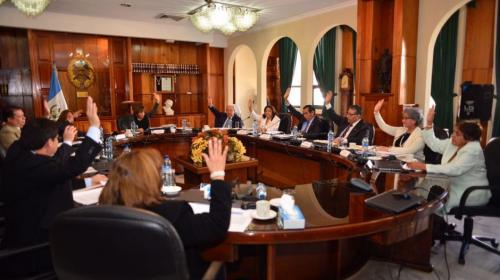 CSJ elegirá a su nuevo presidente en sesión pública