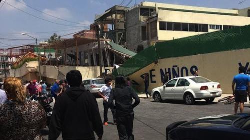 Esta es la historia del rescate de una niña en México ¡No lo creerás!