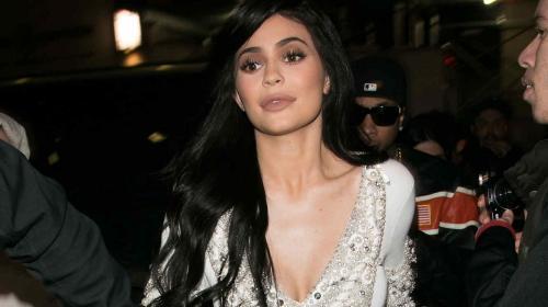 Aseguran que Kylie Jenner está embarazada