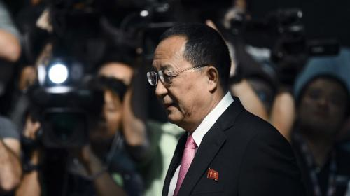 Corea del Norte considera que Trump ya declaró la guerra